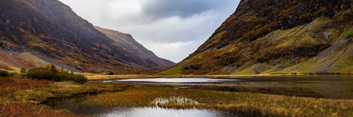 Scottish Geology Trust - Glen Coe, Lochaber Geopark