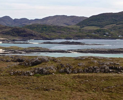 Scottish Geology Trust - Sanna, Ardnamurchan, Lochaber Geopark