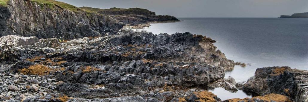 Scottish Geology Trust - Scourie Bay, North West Highlands Geopark