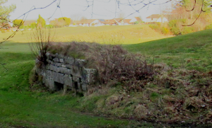 Elgin golf course kiln and quarry